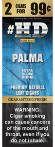 #HD Palma Premium Natural Leaf Cigars