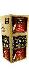 Little & Wild Pipe Tobacco Tipped Cigar Classic Flavored