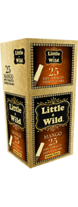 Little & Wild Pipe Tobacco Tipped Cigar Mango Flavored