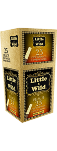 Little & Wild Pipe Tobacco Tipped Cigar Peach Flavored