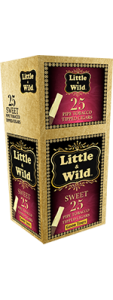 Little & Wild Pipe Tobacco Tipped Cigar Sweet Flavored