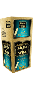 Little & Wild Pipe Tobacco Tipped Cigar Vanilla Flavored