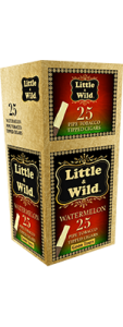 Little & Wild Pipe Tobacco Tipped Cigar Watermelon Flavored