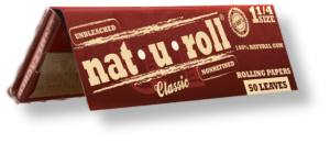 CLASSIC 1.25 Classic Rolling Papers 1CT