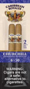 Caribbean Royales Pouch Churchill