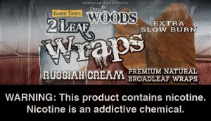 Sweet Woods Leaf Russian Cream Leaf Wrap
