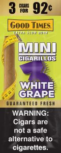 GT 3F92 White Grape Minis Pouch