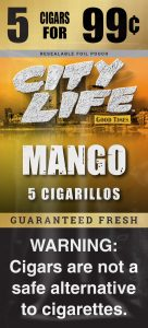 Good Times City Life Mango Flavored Pouch
