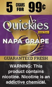 Good Times Napa Grape Pouch Quickies