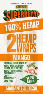GT Super Hemp Mango Pouch