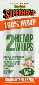GT Super Hemp Original Pouch